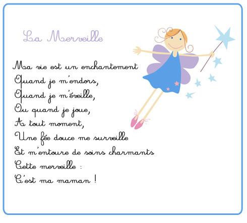 Poeme Pour Les Mamans